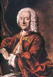 Telemann portret
